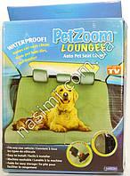 Abc124 Чехол на сиденье PetZoom LOUNGEE Auto Pet Seat Cover