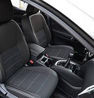 Чехлы на сидения автомобиля Nissan Qashqai 2 (2014-..)