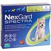 Нексгард Спектра (таблетки для собак) 7.5-15 кг