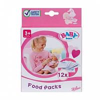 Каша для куклы BABY BORN (12 пакетиков) Zapf 779170