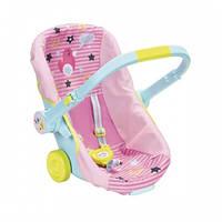 Кресло-каталка для куклы BABY BORN - УДОБНОЕ ПУТЕШЕСТВИЕ Zapf 824412