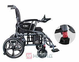 Инвалидная коляска. Электроколяска. Кресло для инвалида. Кресло коляска., фото 2
