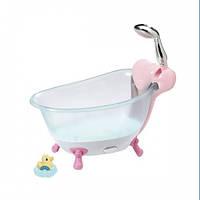 Автоматическая ванночка для куклы BABY BORN - ВЕСЕЛОЕ  КУПАНИЕ (свет, звук) Zapf 824610