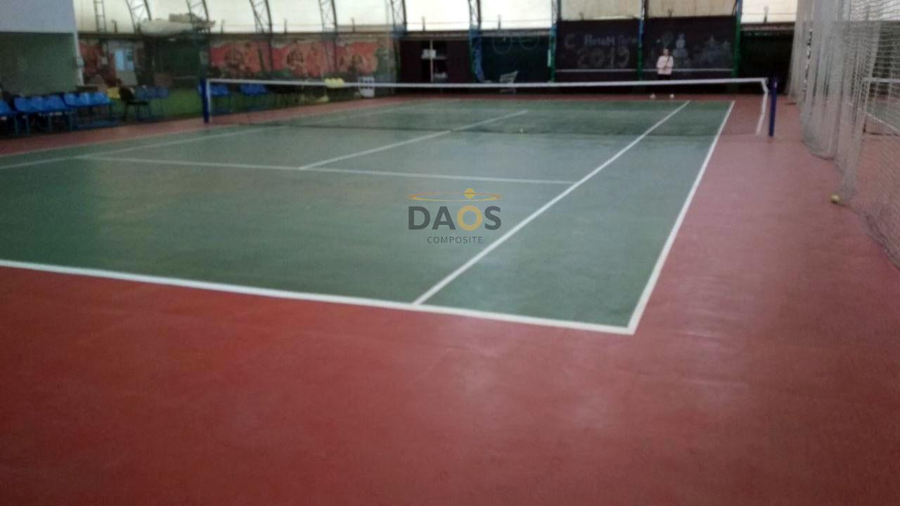 Спортивное резиновое покрытие для спортзалов. Резиновая плитка 20мм. Упрочненная., фото 1