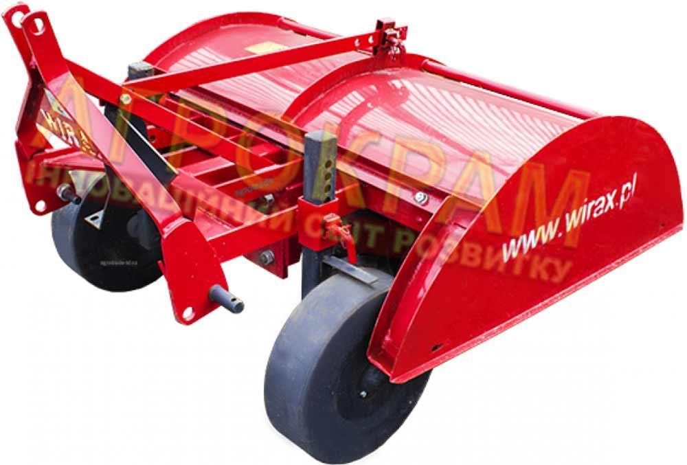 Фреза активная Wirax (Виракс) 1,4 м для трактора