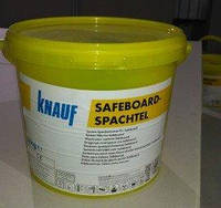 Safeboard-Spachtel Knauf (Шпаклівка для заробки швів в рентгенкабінетах)