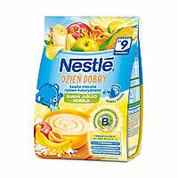 Молочная каша Nestle Рисовая Кукурузная Яблоко Банан Абрикос Бифидобактерии с 9 месяцев, 230 г 12188918 ТМ: Nestle