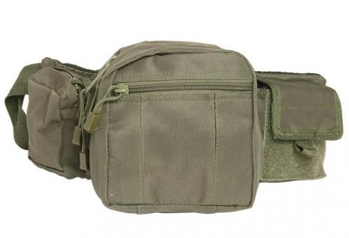 """Тактическая сумка-пояс Mil-tec """"FANNY PACK"""" (Olive) (13514001)"""