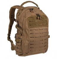 Тактичний рюкзак Mil-Tec LASER CUT MISSION PACK SMALL Coyote 20 л. (14046019)
