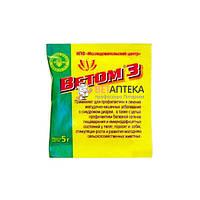 Ветом 3 Vetom 3 пробиотик для животных 5 гр НПФ Исследовательский центр Россия
