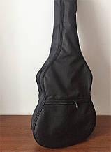 Надежный чехол для классической гитары Muzwear black-black 1