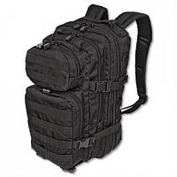 Штурмовой рюкзак ASSAULT S Mil-Tec by Sturm Black 20 л. (14002002)