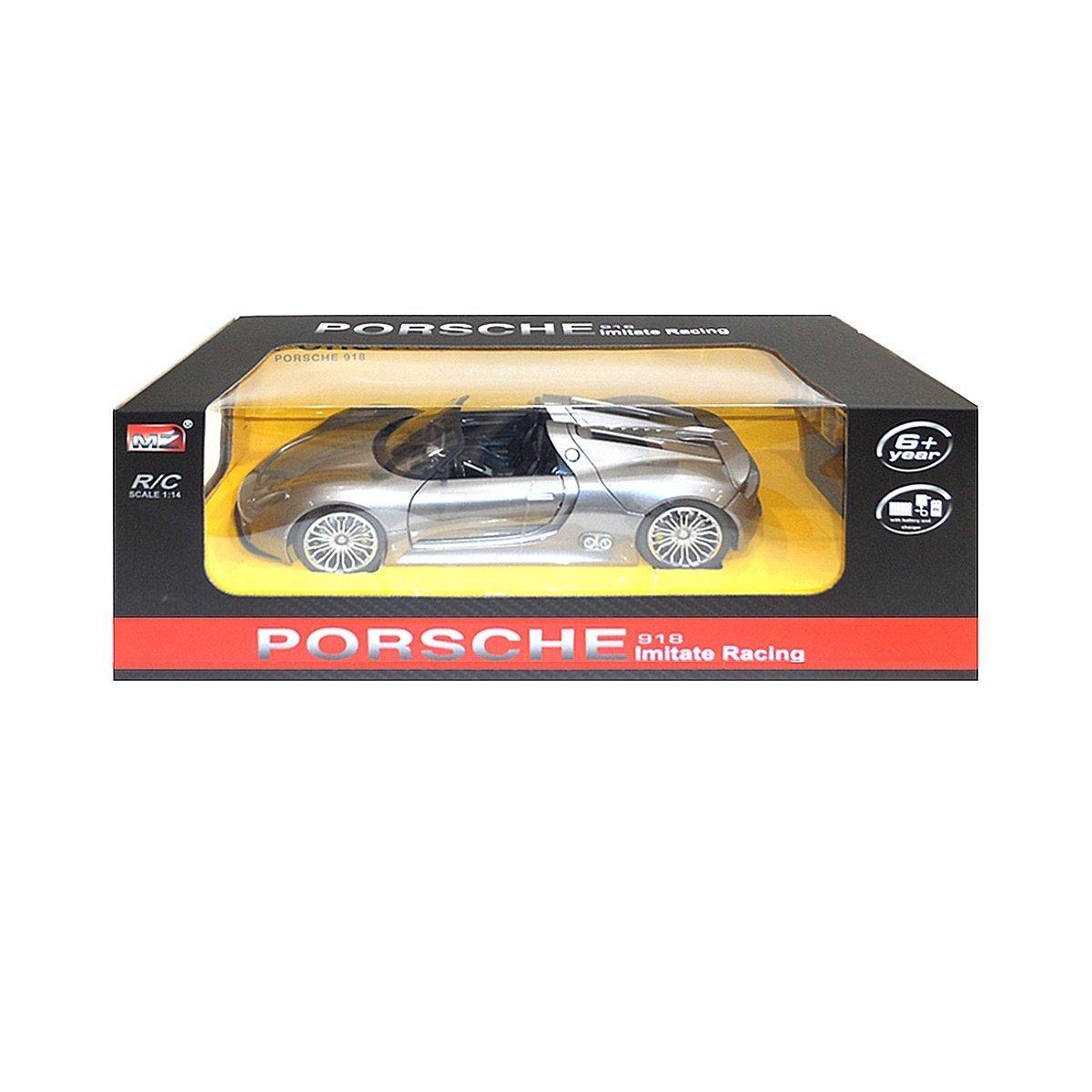 Автомодель на радиоуправлении Porsche 918 (1:14) (в ассорт.) 2046 ТМ: MZ