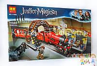 """Конструктор BELA Гарри Поттер 11006 """"Хогвартс-Экспресс"""" (аналог LEGO 75955), 832 детали"""