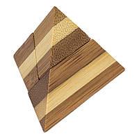 Пазл из бамбука Пирамида 1205 ТМ: Professor Puzzle