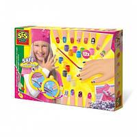 Игровой набор для юного нейл-арт мастера - МОДНИЦА (декор для ногтей) Ses Creative 014975S