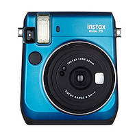 Камера моментальной печати Fujifilm Instax Mini 70 Passion Blue