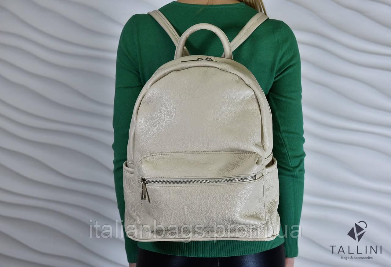 494475a4b945 VERA PELLE Рюкзак женский кожаный из натуральной кожи, Италия -  Интернет-магазин кожаных сумок