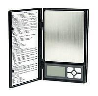 Ювелирные весы в виде блокнота до 2кг (шаг 0,1) Код:475254265