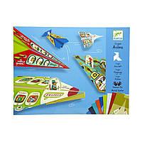 Художественный комплект оригами Самолеты DJ08760 ТМ: Djeco