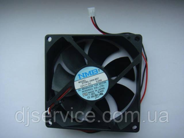 Вентилятор NMB 3110KL-04W-B57 90x90x25mm 12v для голів, підсилювачів