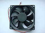 Вентилятор NMB 3110KL-04W-B57 90x90x25mm 12v для голів, підсилювачів, фото 4