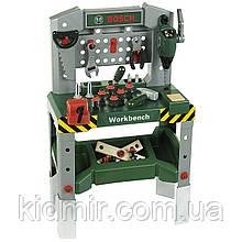 Верстат-майстерня ігровий комплекс 30 елементів зі звуком BOSCH Klein 8637
