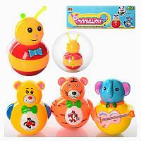 Музыкальная игрушка Неваляшка для детей