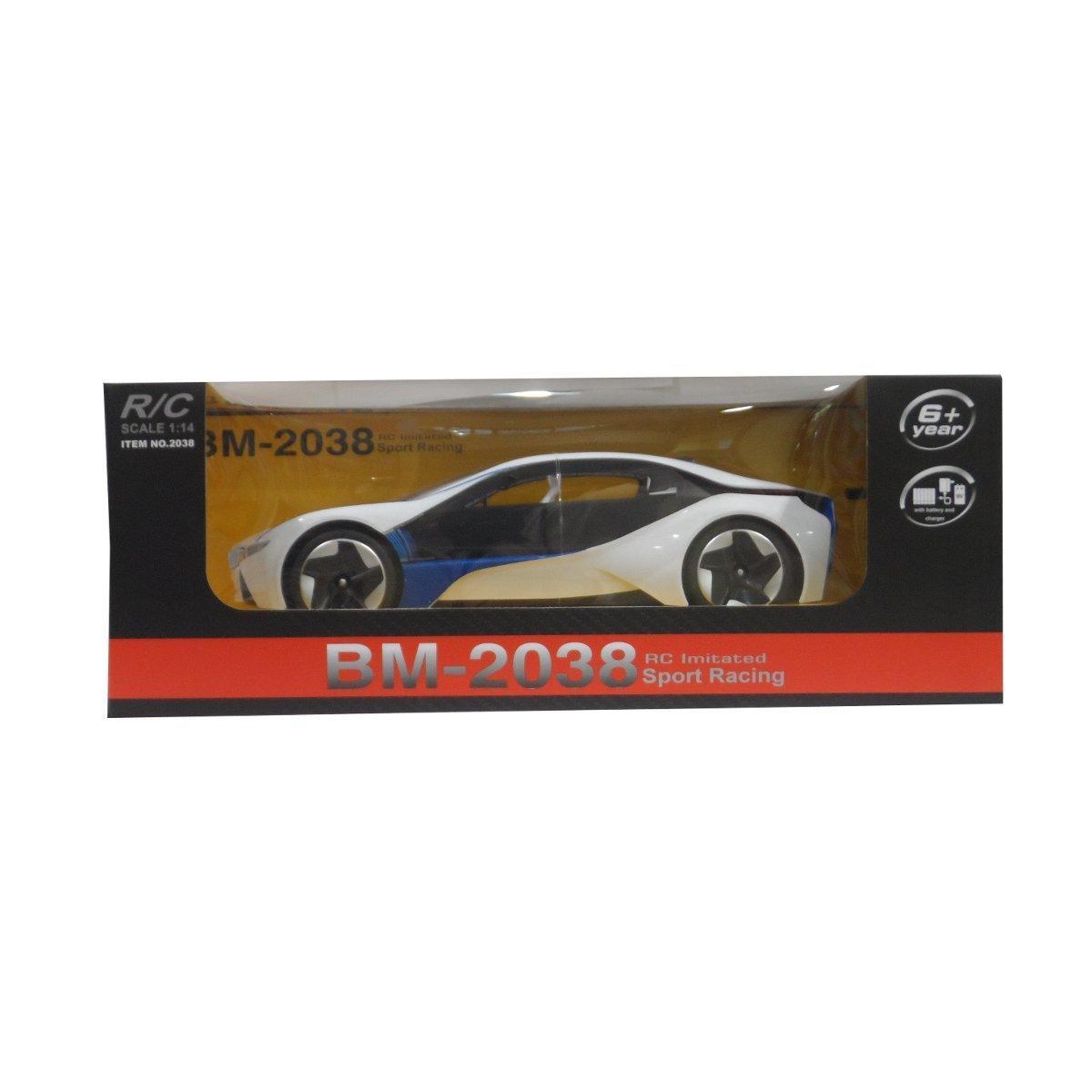 Автомодель на управлении BMW (1:14) (в ассорт.) 2038 ТМ: MZ