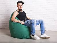Кресло мешок груша | зелёный Oxford