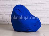 Кресло мешок груша детская | синий Oksford , фото 1