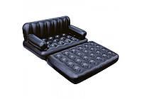 Bestway 75056, надувной диван трансформер