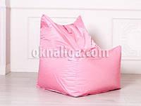 Кресло мешок Фокси |  розовый Oksford