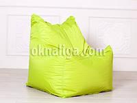 Кресло мешок Фокси | салатовый Oksford , фото 1