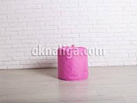 Пуфик Боченок | розовый Oxford , фото 1