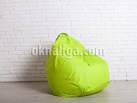 Кресло мешок груша большая | салатовый Oxford , фото 1