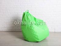 Кресло мешок груша Большой |  зеленый Oxford , фото 1