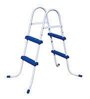 Bestway 58430, лестница для бассейна, 76-84см, фото 1