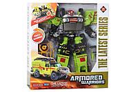Игрушка робот трансформер