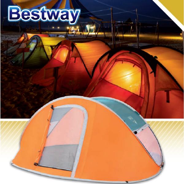 Палатка 3-местная, антимоскитная сетка, сумка