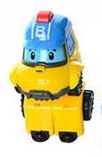 Игрушка трансформер Робокар Поли, 6 шт в наборе