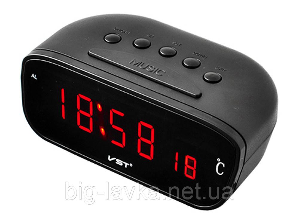 Автомобильные часы VST 803C-1