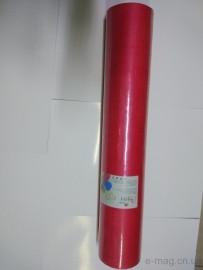 Простирадло одноразове (розмір 0,8х100 м ) без перфорації, черво