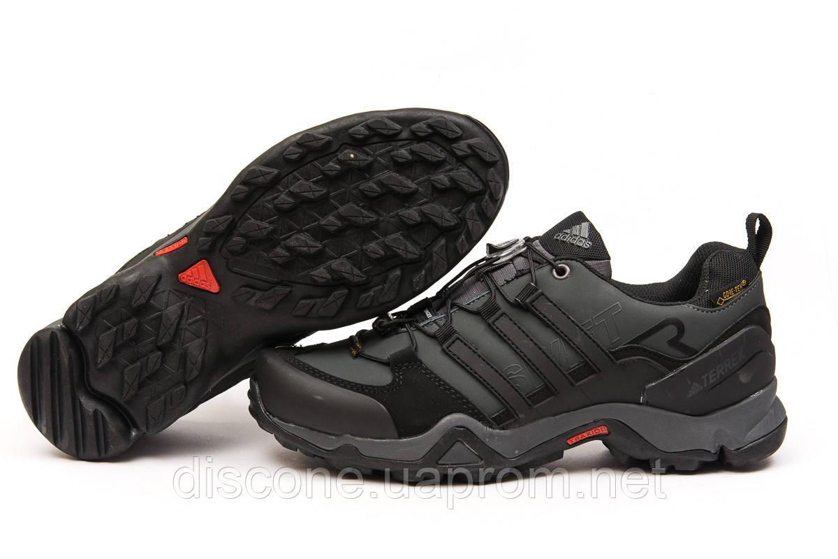 Кроссовки мужские 15193 ► Adidas Terrex Swift, темно-серые ✅Скидка % ► [ нет в наличии ]