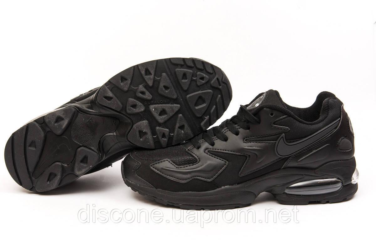 Кроссовки мужские 15232 ► Nike Air Max, черные ✅Скидка 33% ► [ 41 42 43 44 ]