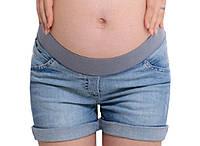 Шорты для беременных (джинс) № 4014
