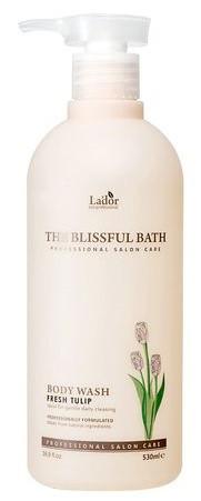 Розпродаж -70% терміни зберігання Гель для душа Lador The The blissful Bath Body Wash Fresh Tulip - 530 мл
