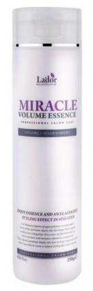 Акція -15% Эссенция Lador Miracle Volume Essence для тонких волос  - 250 мл