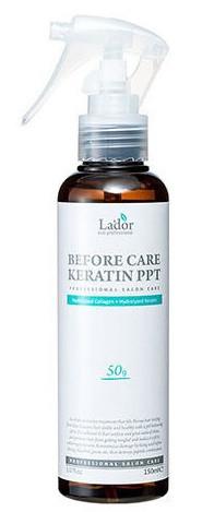 Акція -15% Кератиновый спрей для волос Lador PPT Lador Before Keratin - 150 мл