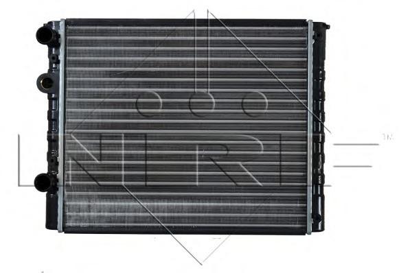 Радиатор водян. VW Golf 3 1.4/1.6E 430х322 без кондика